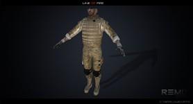 LOF Character texture Update