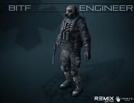 BITF Engineer Concept