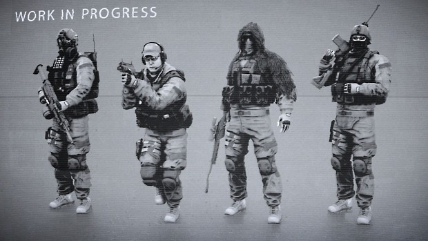 WIP Characters