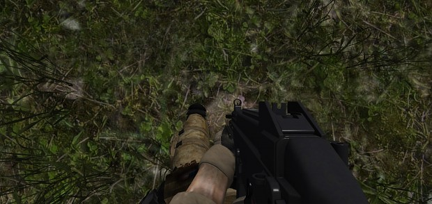 Alpha Project: Line of Fire | Legs