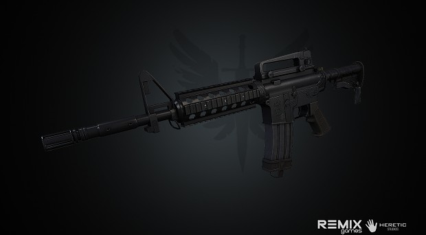 M4A1 Texture [No attachments]