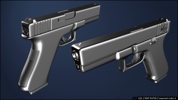 G18 High Poly [WIP]