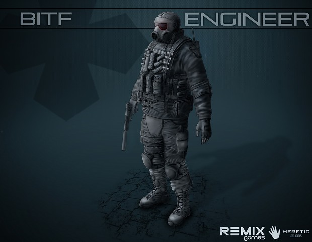BITF Engineer Concept