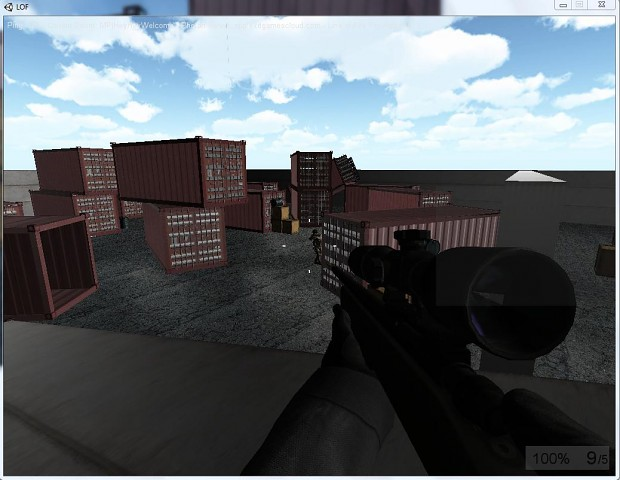 M40 New Sniper