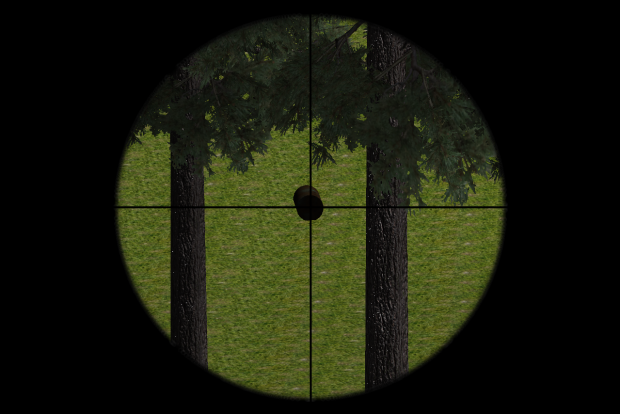 V0.07 Barret M107 Scope View