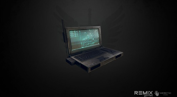 Laptop thingy texture [WIP]