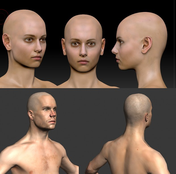 Models are now textured image - Kenshi - Mod DB