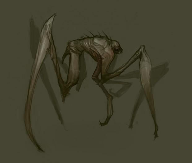 New creature design
