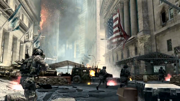 Call of Duty: Modern Warfare 3 Reveal Screens