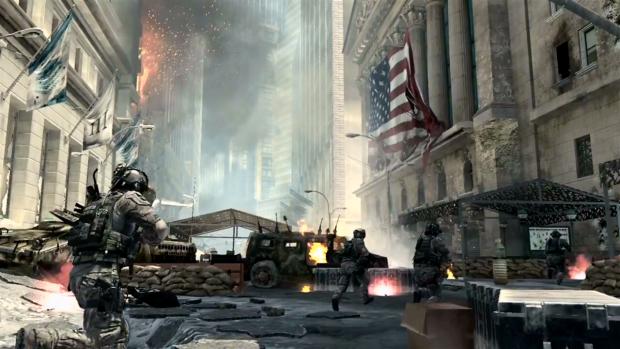 Call of Duty: Modern Warfare 3 Reveal Screens