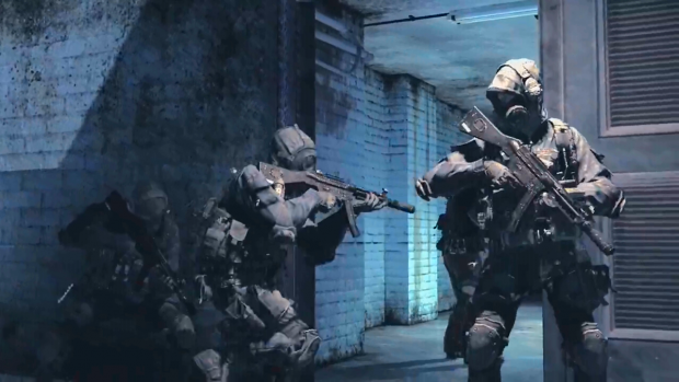 Call of Duty MW2 Hacked Challenge Lobby for PS3 …