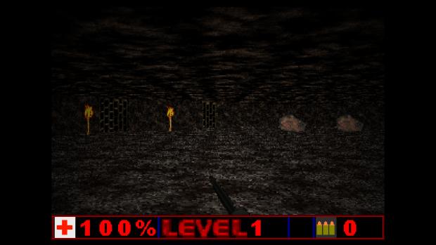 Cavern Environment v1