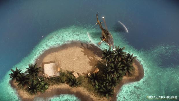 Ocean Shader Testing Minigun