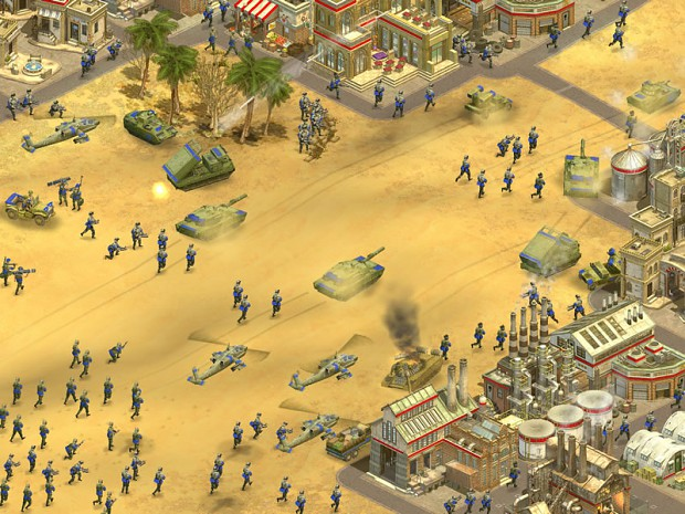 Screenshot image Rise of Nations Thrones and Patriots
