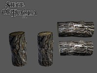 Renders/Screenshots - Wooden Log