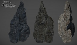 Renders/Screenshots - Rock Formation #2