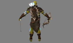 Renders/Screenshots - Final Orc Archer #2