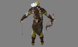 Renders/Screenshots - Final Orc Archer #2