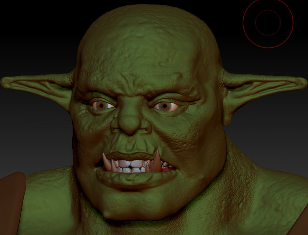 Renders/Screenshots - Brute Head WIP