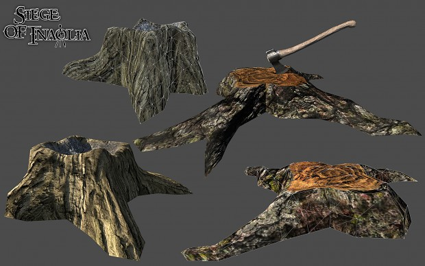 Renders/Screenshots - Stumps