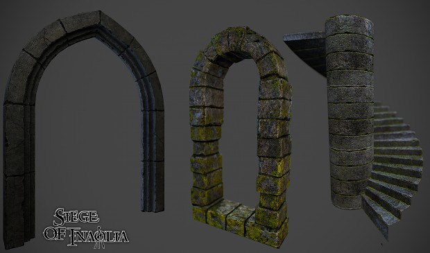 Renders/Screenshots - Tower Assets