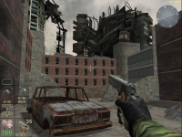 Apocalypse City: Handgun