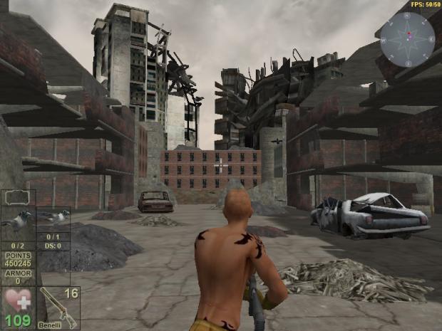Apocalypse City: Streets