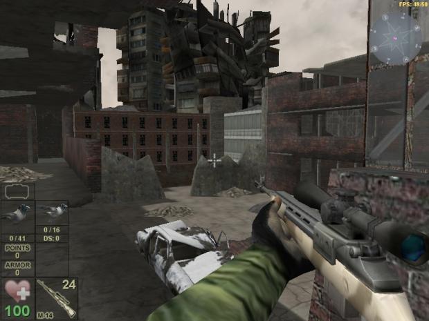 Apocalypse City: Sniper