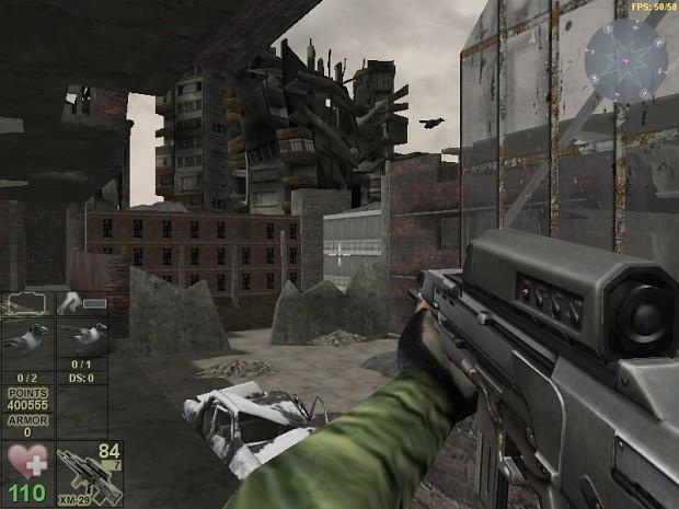 Apocalypse City: XM-29 Assault Rifle (Pro Weapon)