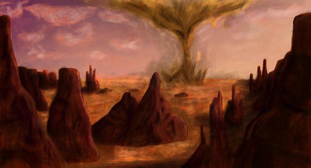 Desert Storm Concept