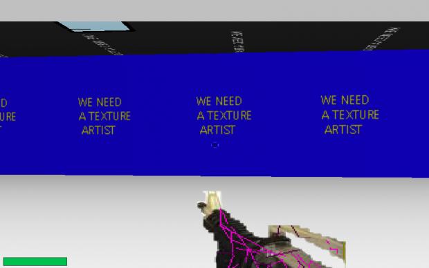 WE NEED AN ARTIST