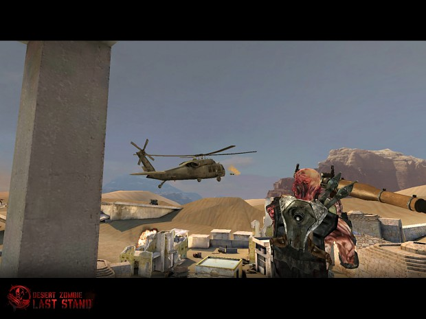 Desert Zombie Screenshot #8