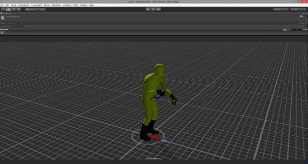 Rigs and animation tests