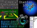 Bluish-Green Productions GameMaker Help