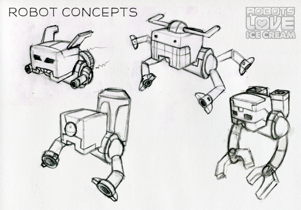 Robot Concepts - 01