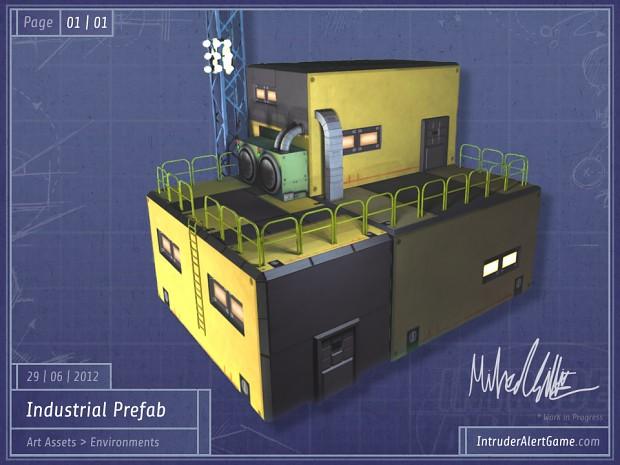 Industrial Prefab (WIP, 07/07/2012)