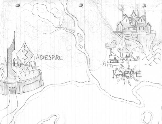 notebook map