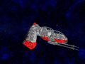Halberd Gunship MKII