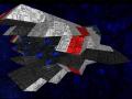 WIP: Sabre Patrol ship