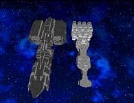 Amethyst Frigate vs the Blockade Runner