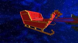Santa... in space!
