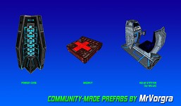Community-made Prefabs!