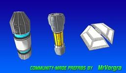 Community Prefabs - by MrVorgra