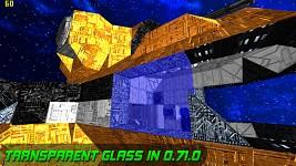 Blockade Runner - Transparent Glass in 0.71.0!