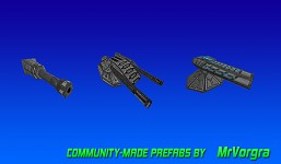 Community Prefabs by MrVorgra!