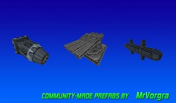 Community Prefabs