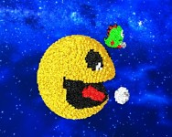 Pac-man and Bob Bubble Bobble!