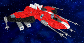 """The Streak"" Heavy Fighter"
