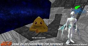 Blockade Runner Character Mockups