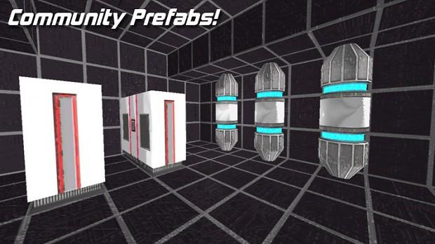 Blockade Runner Community Prefabs!